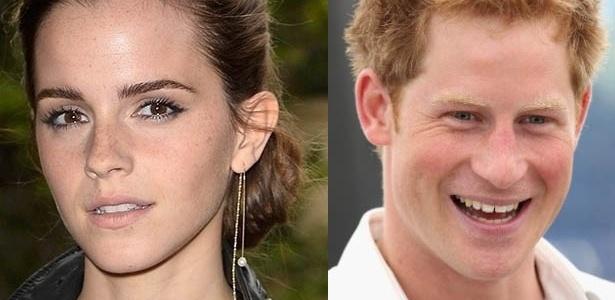 Emma Watson e princípe Harry estão namorando, diz revista australiana
