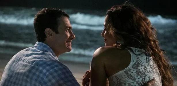 """Em """"Babilônia"""", Regina descobre que Luís Fernando é casado e tem filhos"""
