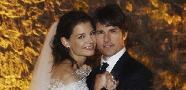Separados, Katie Holmes e Tom Cruise não se falam mais, diz site