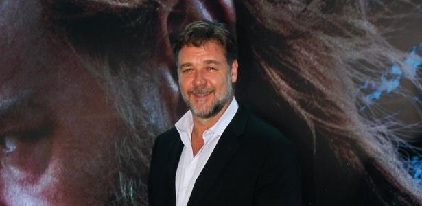 Russell Crowe diz que teve pedidos de cidadania negados pela Austrália