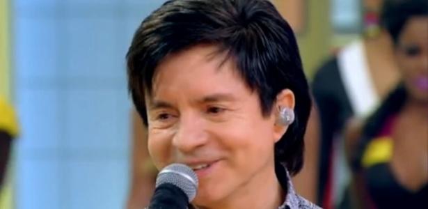 Xororó revela música que compôs para neto, e elogia Sandy