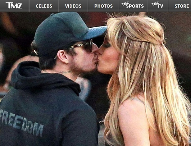 Jennifer Lopez e Casper Smart nunca se separaram, diz site