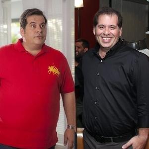 """Leandro Hassum perde 35 quilos após cirurgia: """"Vou emagrecer mais"""""""