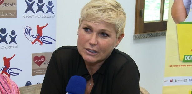"""Xuxa descarta comparações com Hebe Camargo: """"É muita pretensão"""""""
