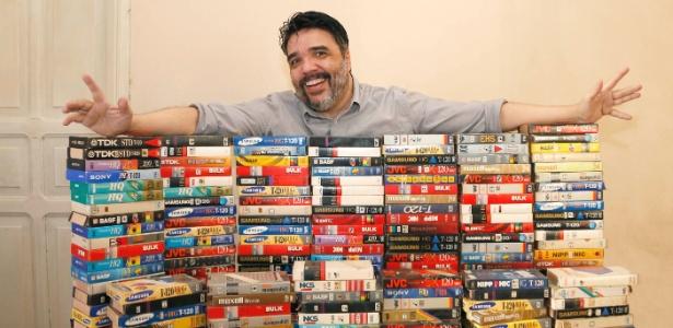 Criador da MofoTv largou odontologia para se dedicar à memória da TV na web