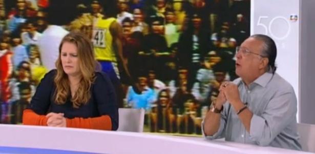 Caretas de repórter em especial da Globo fazem sucesso em redes sociais