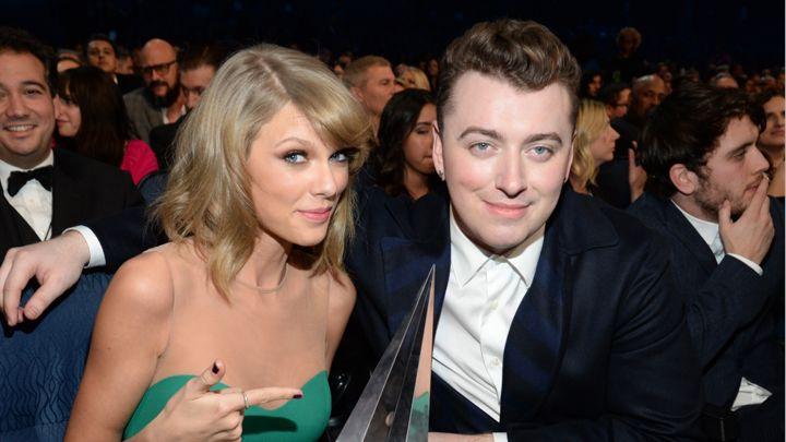 Taylor Swift e Sam Smith lideram os finalistas do Prêmio Billboard 2015 b55bba4e36