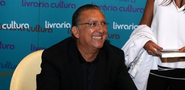 Após 24 anos sem Mundial, Galvão Bueno acreditava ser o pé frio da Seleção