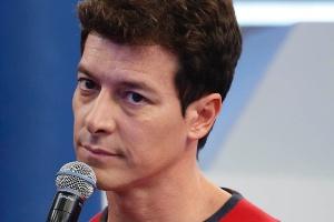 """""""Vamos deixar para ele decidir"""", diz Faro sobre ser sucessor de Silvio"""