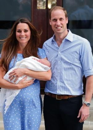 Veja curiosidades sobre o segundo filho de Kate e William