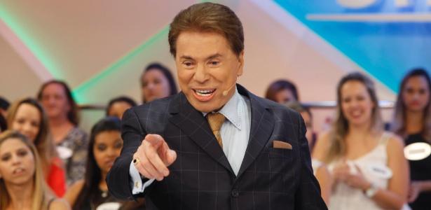 No Troféu Imprensa, astros dizem que ficar perto de Silvio é o que importa