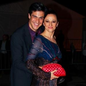 Paula Braun dá à luz Benjamin, segundo filho com Mateus Solano