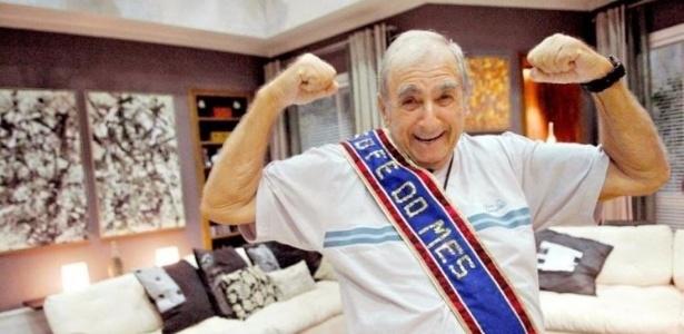 Morre o ator Elias Gleiser, aos 81 anos