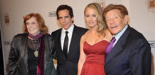 Mãe de Ben Stiller, atriz Anne Meara morre aos 85 anos