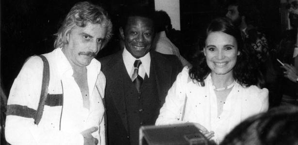 """Milton Gonçalves lembra primeiro salário na Globo: """"Namorada quis juntar"""""""