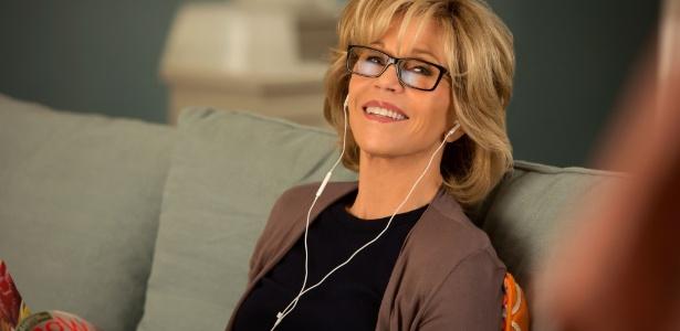 Abandonada por marido gay em série, Jane Fonda é contra vitimização