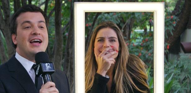 Daniella Cicarelli dá sua versão sobre quebradeira em mansão de Ronaldo
