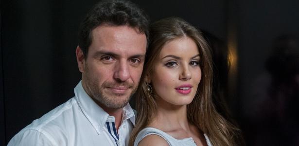 """""""Essa coisa de galã já me incomodou muito"""", conta Rodrigo Lombardi"""