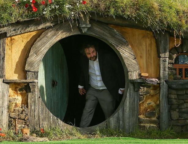 Peter Jackson faz réplica da casa de Bilbo Bolseiro em sua mansão, diz site