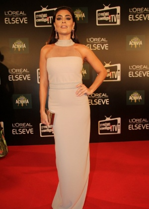 Juliana Paes será jornalista de moda ambiciosa em nova novela