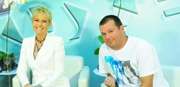 Com a equipe completa, Xuxa já grava quadros para seu programa na Record
