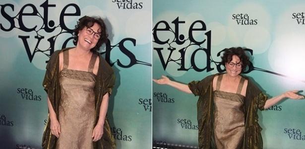 """""""Foi chocante"""", diz Regina Duarte sobre repercussão de personagem lésbica"""