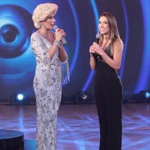 Adriane Galisteu encarna Hebe Camargo em programa do SBT