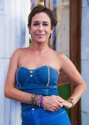 """Andréa Beltrão fala sobre o futuro após """"Tapas & Beijos"""": """"Plano para nada"""""""
