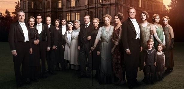"""Sexta temporada de """"Downton Abbey"""" tem pior estreia da série"""