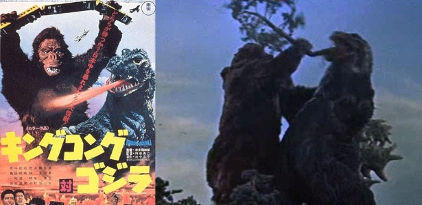 King Kong voltará a enfrentar Godzilla em novo filme