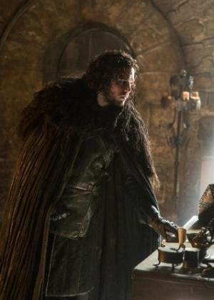 """Jon Snow de """"Game os Thrones"""" diz que ainda tem contrato com a série"""