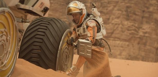 """Momentos de """"Perdido em Marte"""" que parecem ficção científica, mas não são"""