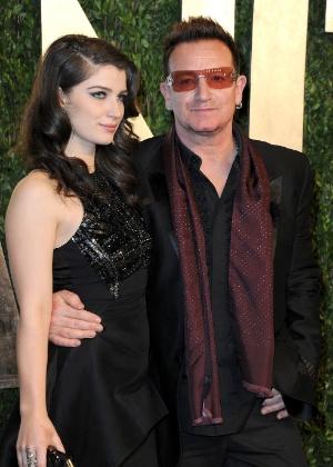 """Filha de Bono, Eve Hewson tenta firmar nome com a série """"The Knick"""""""