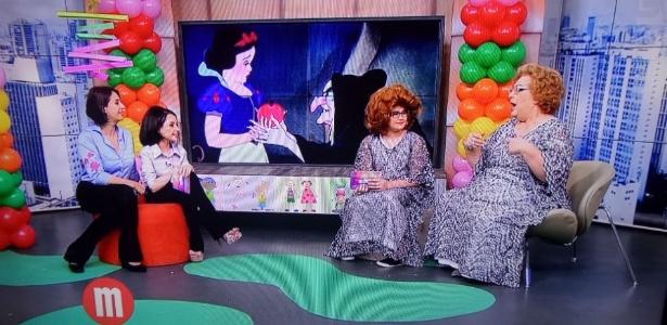 """""""Mulheres"""" leva """"mini Mamma Bruschetta"""" para comemorar o """"Dia das Crianças"""""""