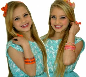 Laryssa e Rayssa