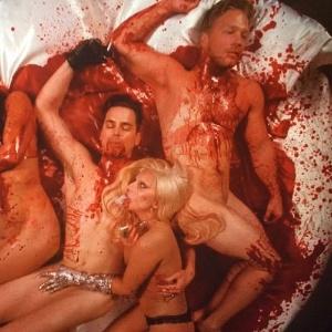 """""""American Horror Story: Hotel"""" estreia com cenas de nudez de Lady Gaga"""
