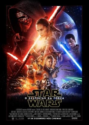 """Guerra e destruição no novo trailer de """"Star Wars: O Despertar da Força"""""""