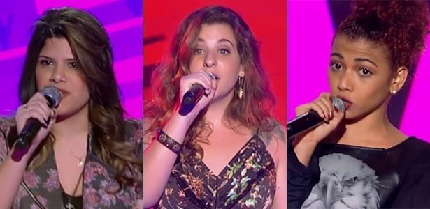 """Cantoras da """"geração YouTube"""" compõem time de Lulu no 1º dia de """"The Voice"""""""