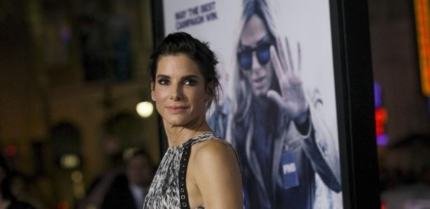 """Bullock diz ter sofrido preconceito de gênero em filme: """"pior experiência"""""""
