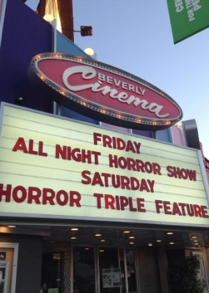 Cinema reformado por Quentin Tarantino preserva nostalgia de Hollywood