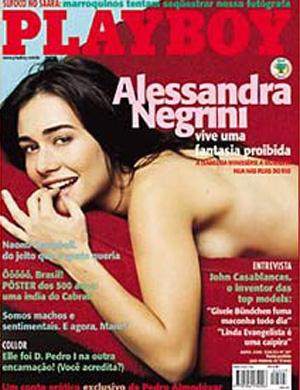 Alessandra Negrini fez ensaio espetacular na Lapa carioca