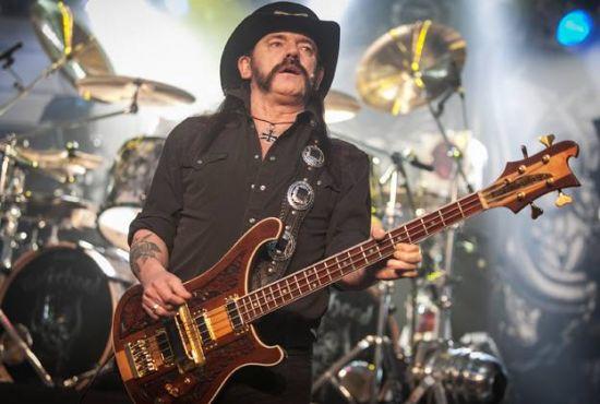 Músicos lamentam a morte de Lemmy Kilmister, do Motörhead