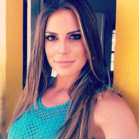 Maryeva em foto recente