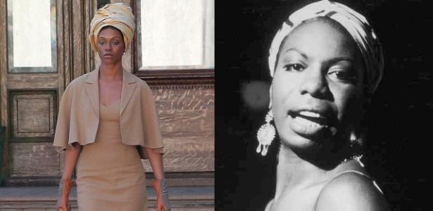 Filha de Nina Simone defende Zoe Saldana, que interpreta a artista em filme