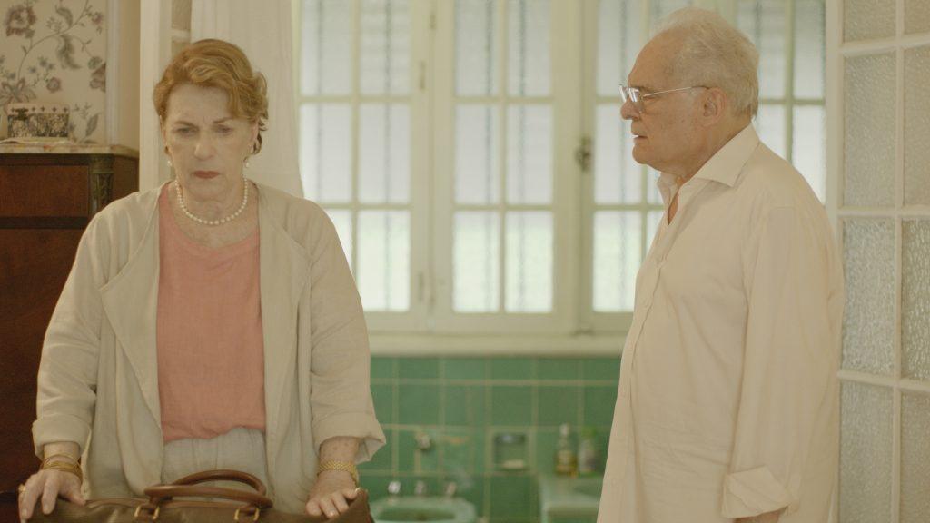 Othon Bastos e Suzana Faini, ambos de 83 anos, não trabalhavam juntos há mais de 20 anos