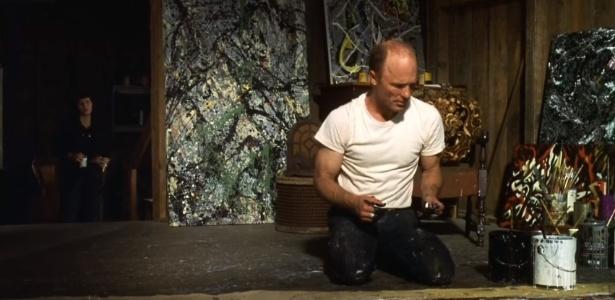 Filme sobre a obra de Pollock dá sequência ao projeto CineCult, em Brasília