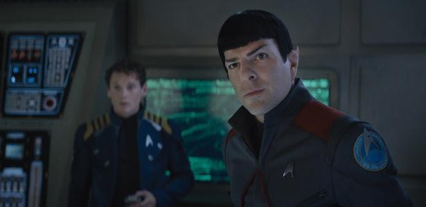 """""""Star Trek: Sem Fronteiras"""" lidera as bilheterias americanas em estreia"""