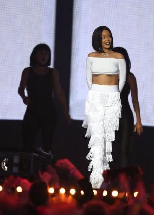 """Rihanna deve estrelar versão feminina de """"Onze Homens e um Segredo"""""""