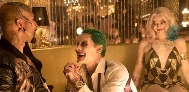 """Margot Robbie explica corte de cenas com o Coringa em """"Esquadrão Suicida"""""""