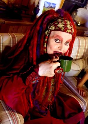 """Em seu último filme, Elke viveu um casal """"porra louca"""" ao lado de Serguei"""